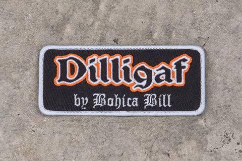 Dilligaf Signature Patch