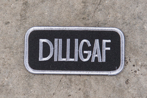 Dilligaf Send a Message Patch