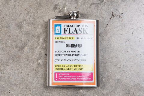 Doctor Ordered Flask