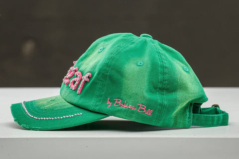 Bedazzeled Edge Hat