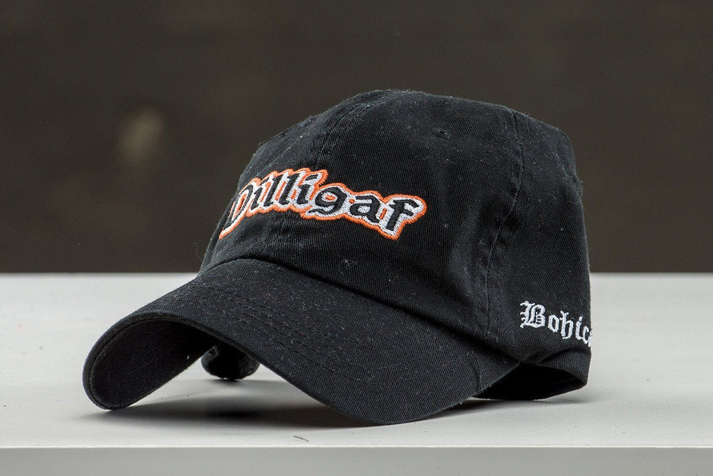 The Rebel Open Back Hat