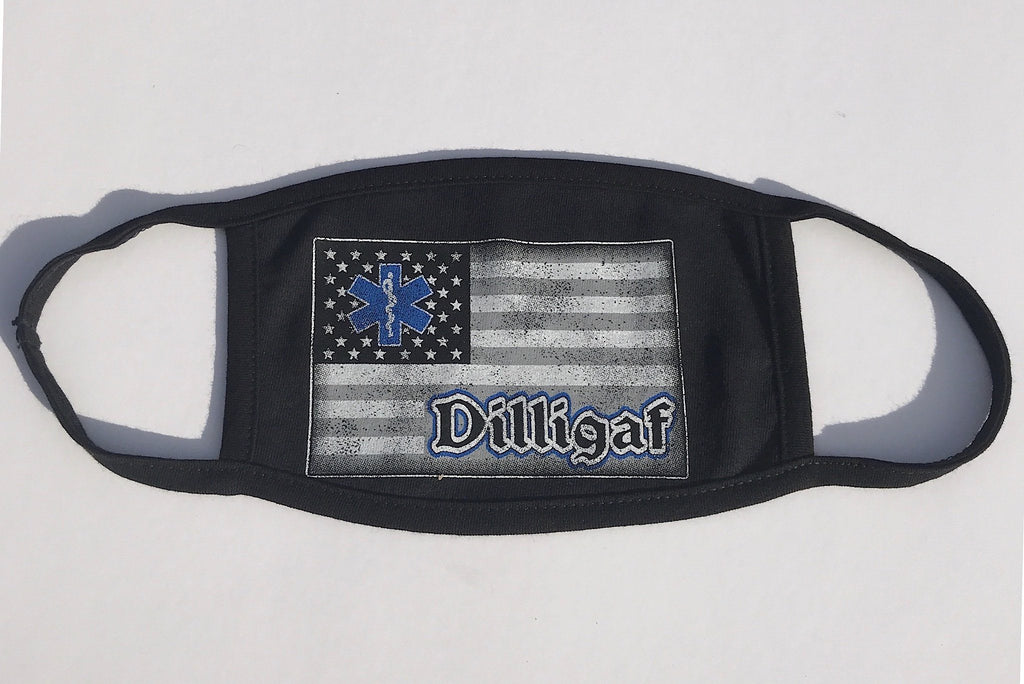 First Responders Face Mask