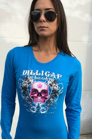 Skull of Beauty Long Sleeve