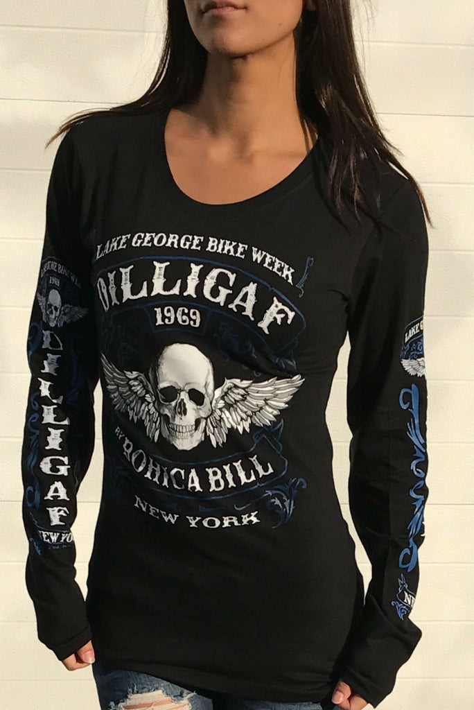 Bike Week Long Sleeve