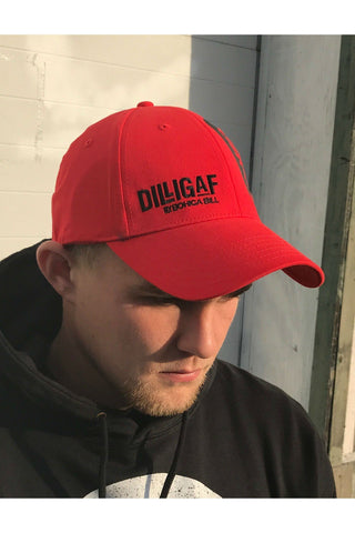 New Red Crest Hat