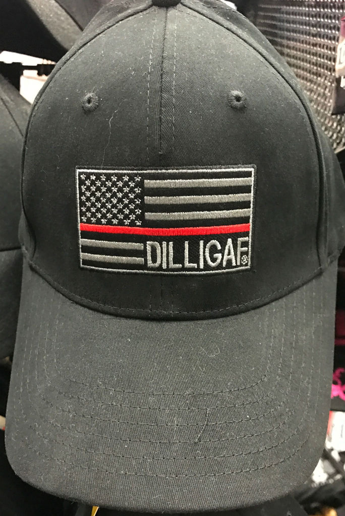 Red Lives Matter Dilligaf Hat