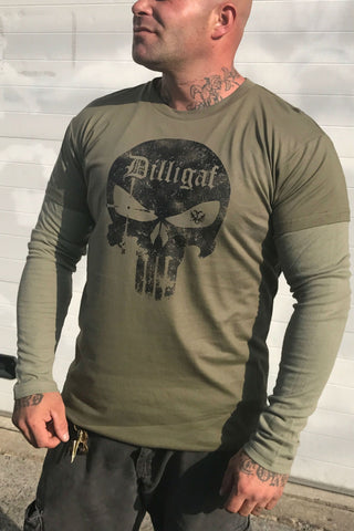 Dilligaf Punisher Thermal Long Sleeve