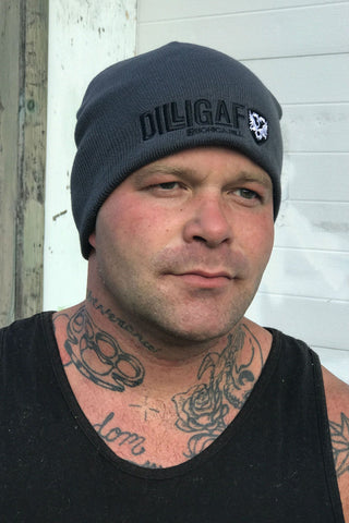 Our Newest Dilligaf Beanie