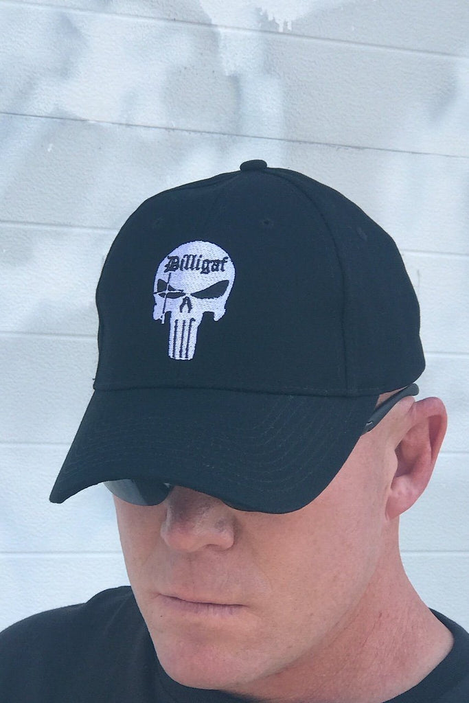 Dilligaf Punisher Adjustable Hat