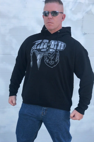 Angel of Death Pullover Hoody