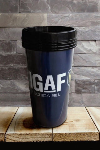 Dilligaf Travel Coffee Mug, Perfect for taking to work