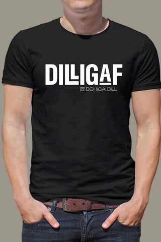 Show Me the Money Bitch/Wall  Dilligaf Tee