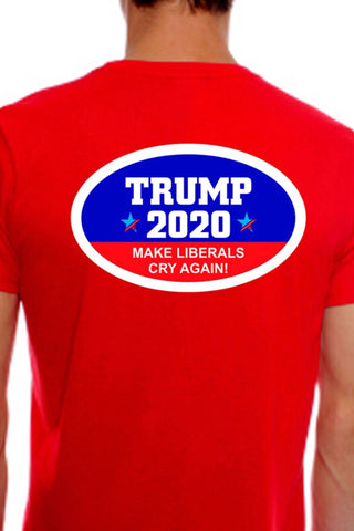 Trump 2020 Making the Liberals Cry again
