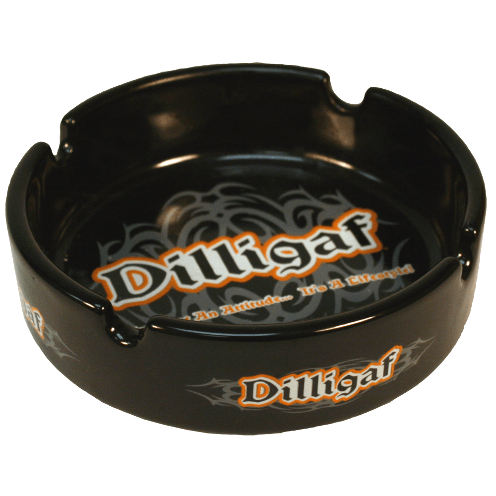 "Dilligaf ""Ashtray"""
