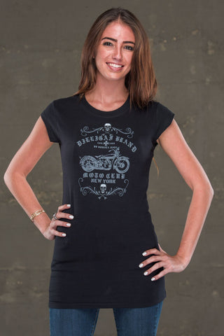 Dilligaf Moto Club  T- Open Back