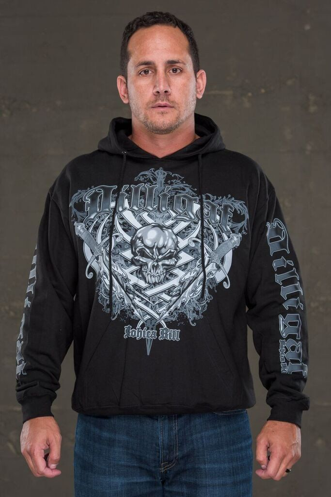 Tribal of Death Pullover Hoody
