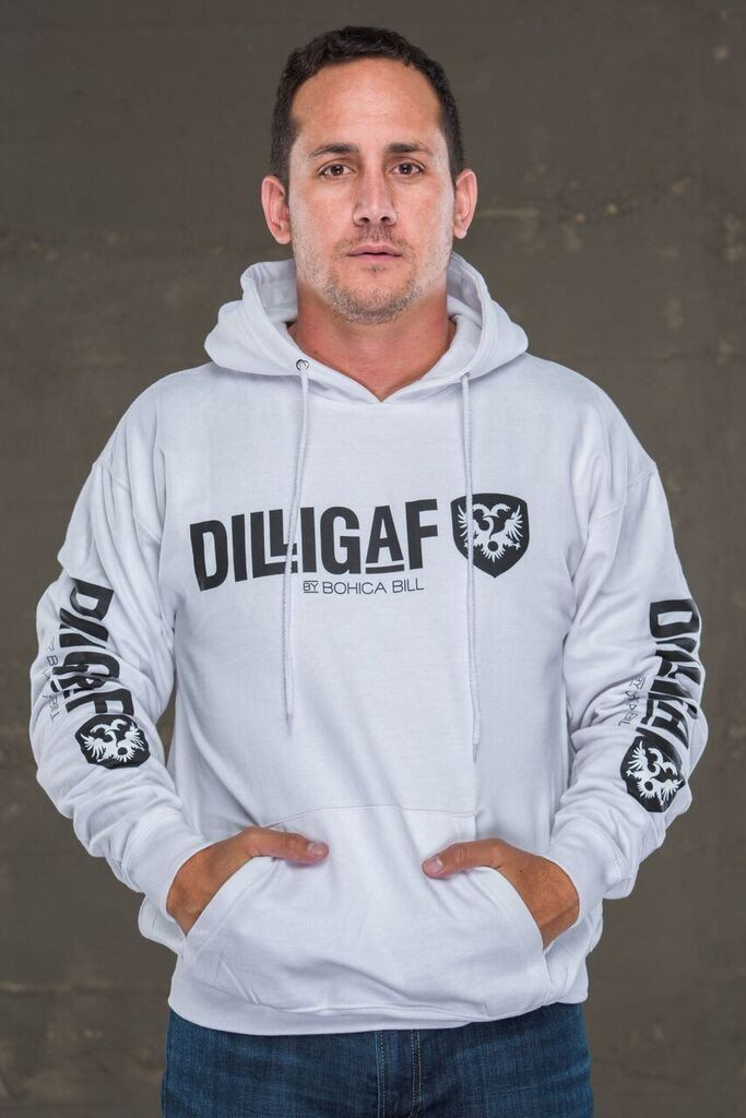 Dilligaf Classic Pullover Hoody