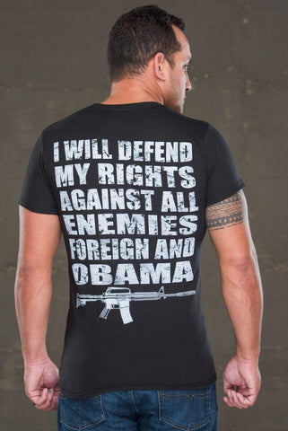 Sons of Dilligaf-Second Amendment T-shirt