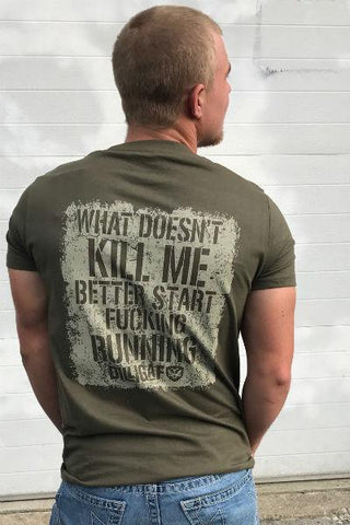 What Doesn't Kill Me Tee