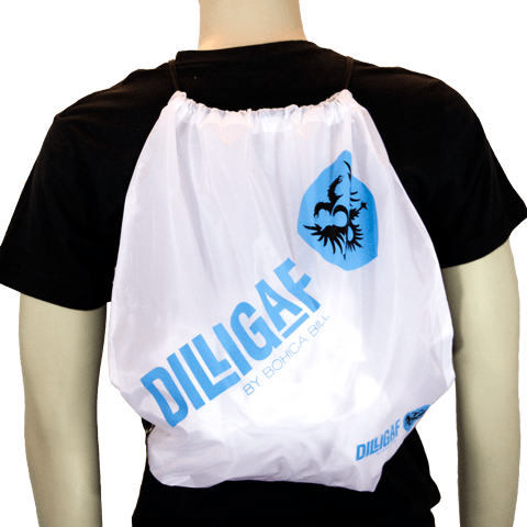 "Dilligaf ""Sport String"" Bag"