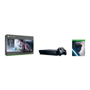 Xbox One X 1TB - Star Wars Jedi: Fallen Order Bundle