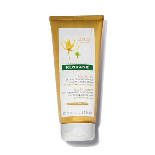 Klorane Conditioner with Ylang Ylang Wax