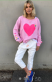 Hammill and Co Heritage Sweat Pink