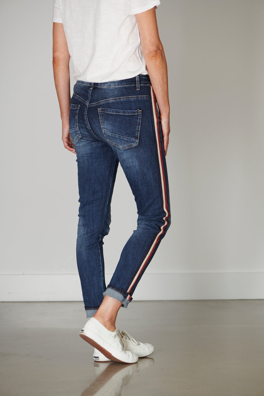 Italian Star Cadet Jeans Denim