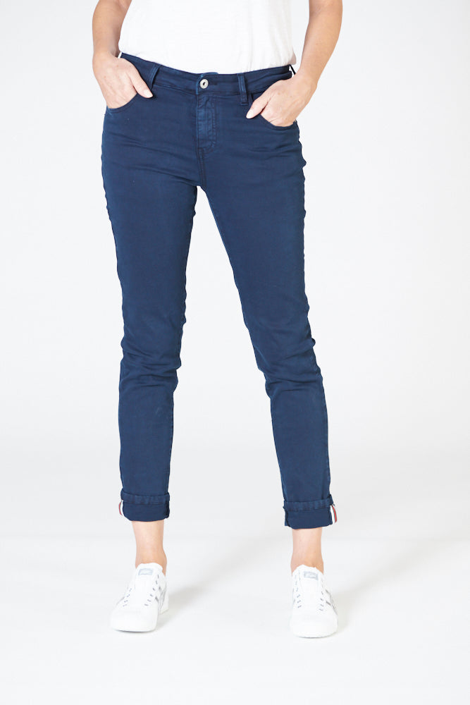 Italian Star Polo Jeans Ink