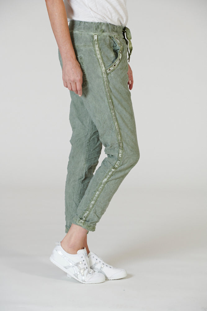 Italian Star Easy Wear Pant Militaire