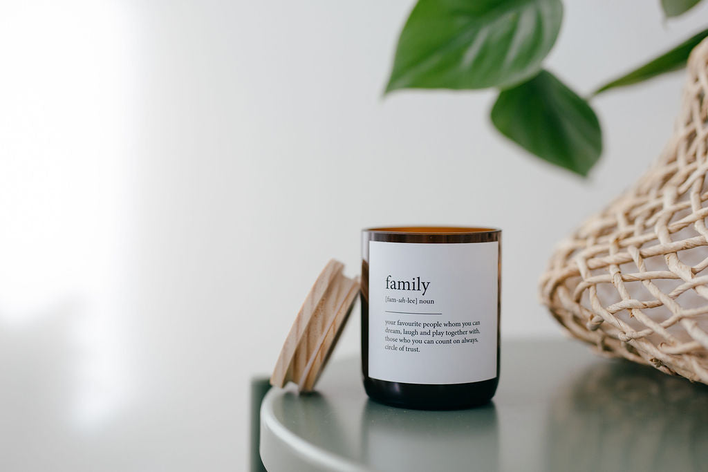 The Commonfolk Collective Candle Family