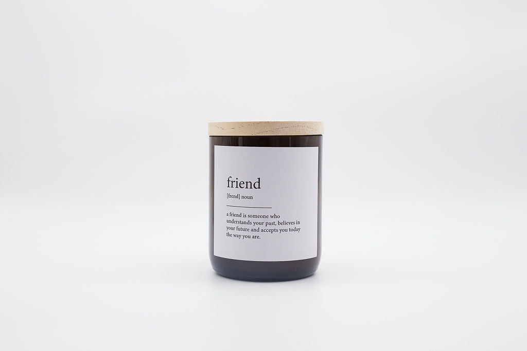 The Commonfolk Collective Candle Friend