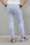 Italian Star Jeans Ice Blue