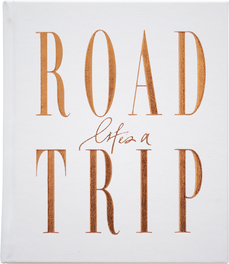 Axel and Ash Life's A Road Trip Book