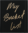 Axel and Ash Bucket List Book