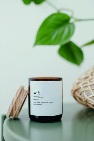 The Commonfolk Collective Candle Wife