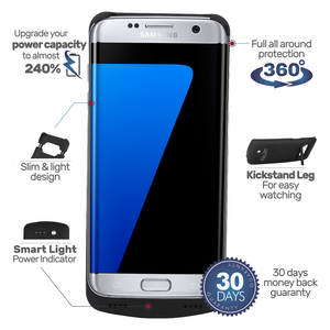 Samsung Galaxy S7 Edge Battery case