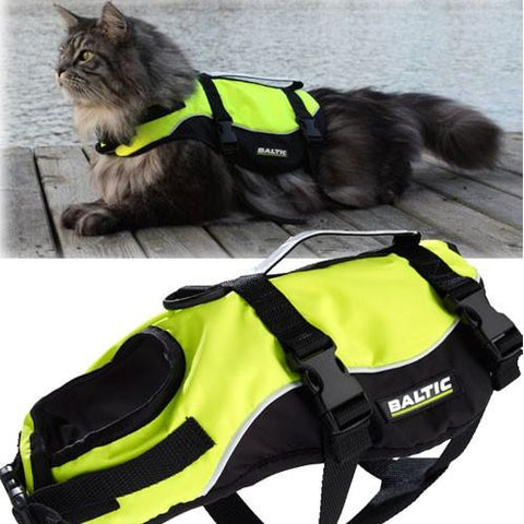 Baltic cat life jacket