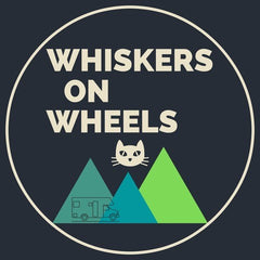 Whiskers on wheels logo