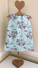 Load image into Gallery viewer, Mint Summer Floral dress