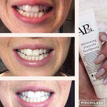 Load image into Gallery viewer, AP24 Teeth Whitening Fluoride Toothpaste