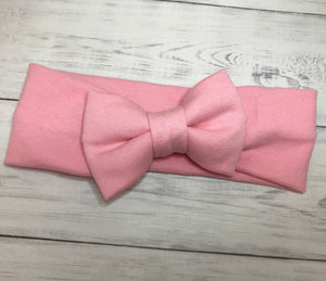 Baby Pink Headwrap