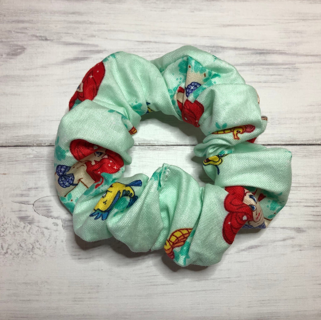 Mermaid Scrunchie