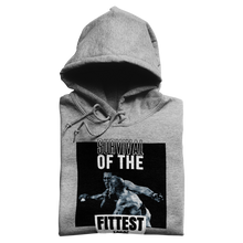 Laden Sie das Bild in den Galerie-Viewer, Survival Of The Fittest - Hoodie