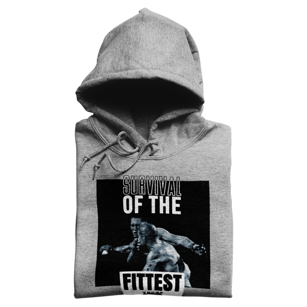 Survival Of The Fittest - Hoodie