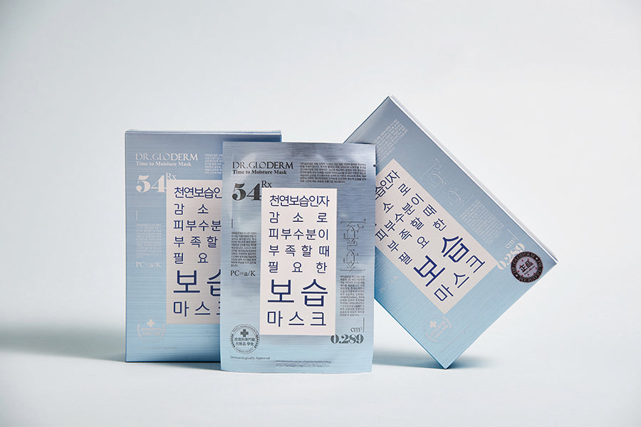 [DR.GLODERM] TIME TO MASK Moisture - CHOMIMO