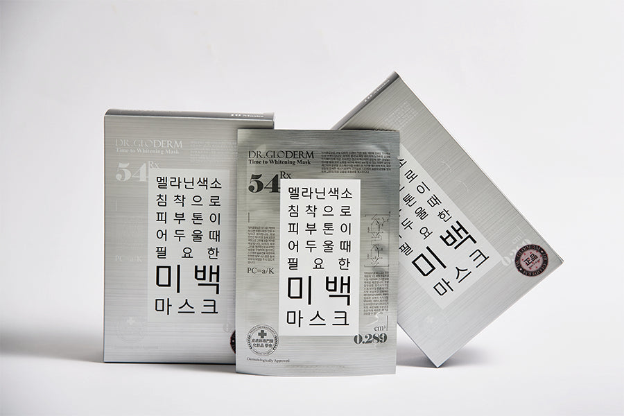 [DR.GLODERM] TIME TO MASK Whitening - CHOMIMO
