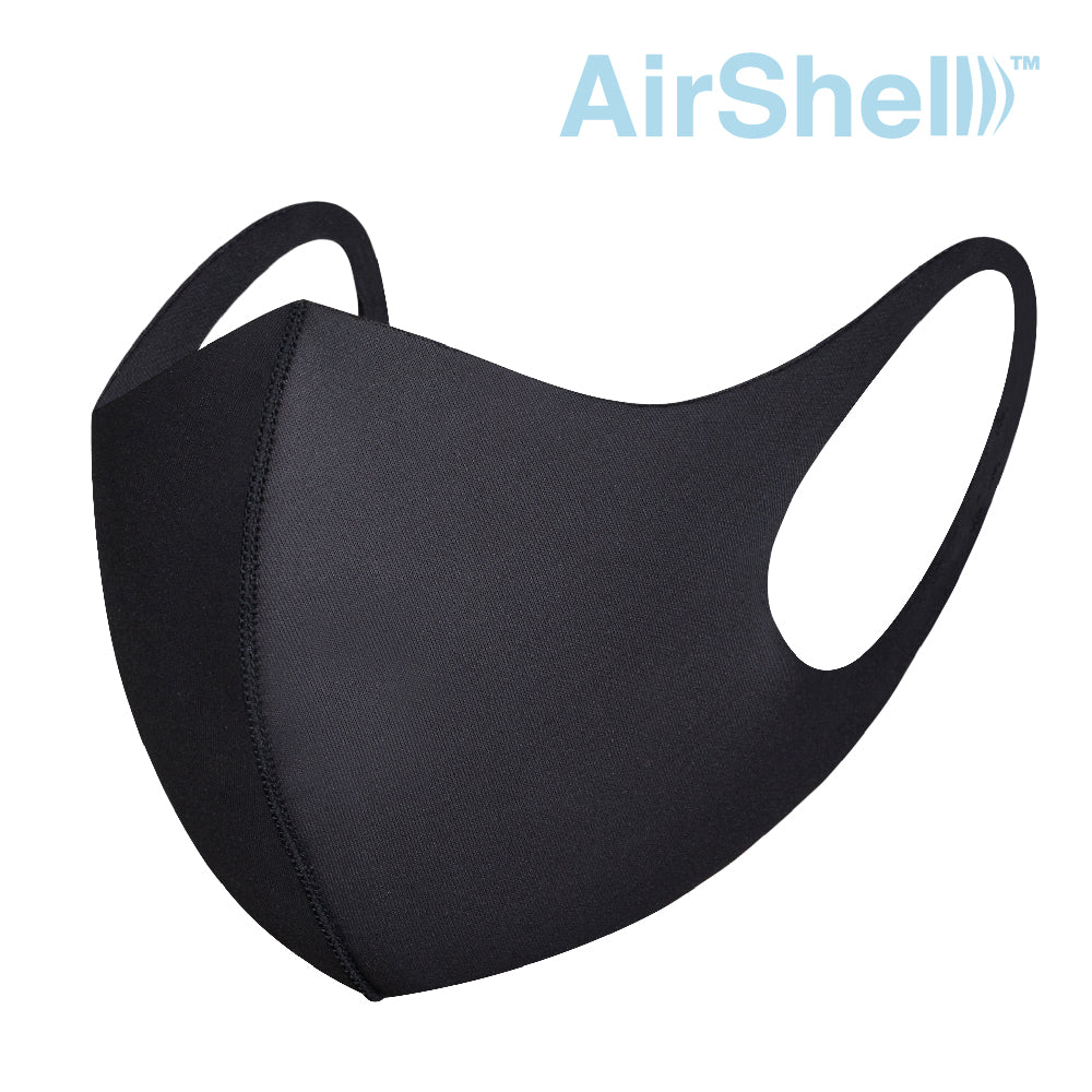 3D AirShell Mehrwegmaske (Adult, 3 Colors)