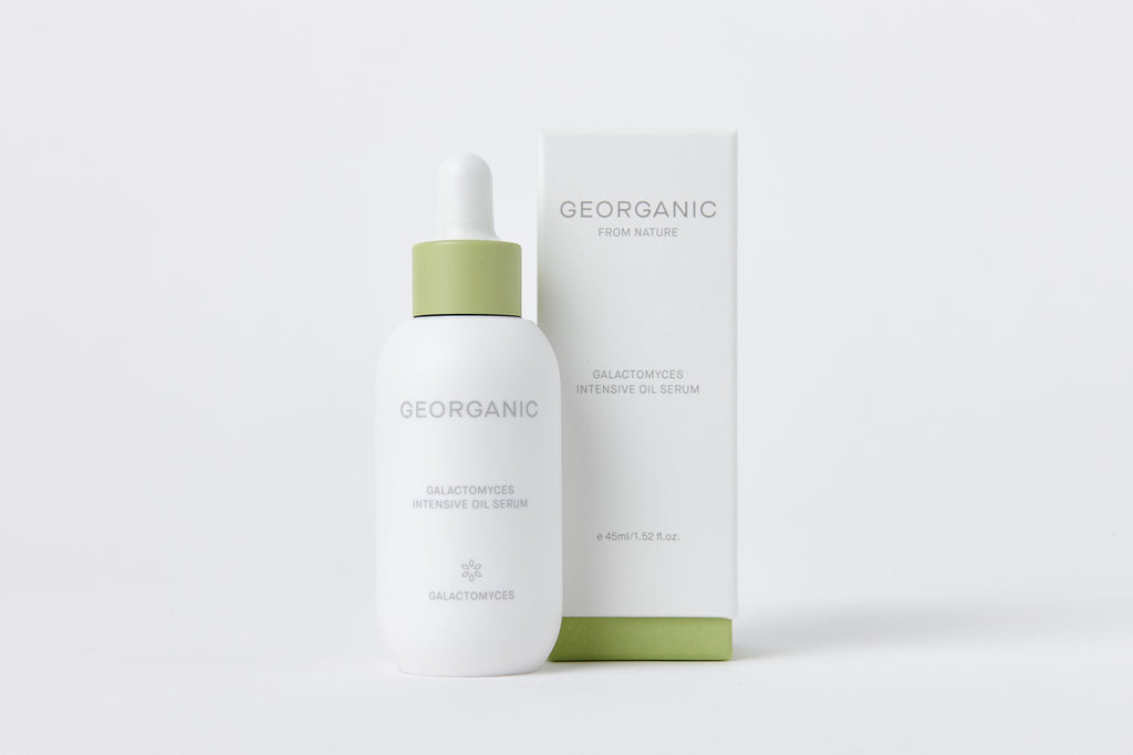 [GEORGANIC] Galactomyces Intensive Oil Serum - CHOMIMO