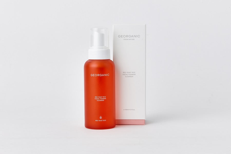 [GEORGANIC] Red Yeast Rice Facial Foaming Cleanser - CHOMIMO